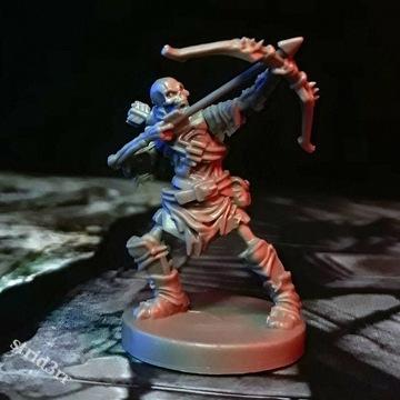 Szkielet łucznik wer. 3 - Figurki RPG, D&D