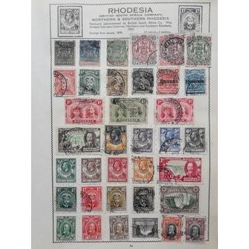 GB - kolonie angielskie - Rhodesia