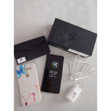 LG V30 telefon srebrny 64GB/4GB QLED Smartfon