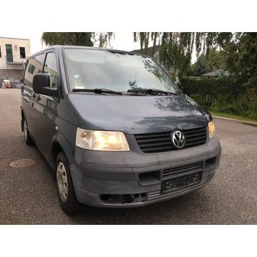 VW transporter T5 2,5 Bogate wyposażenie