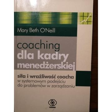 Coaching dla kadry menadżerskiej O'Neill