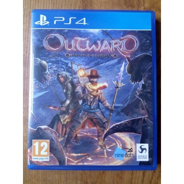 PS4 Outward. Day One Edition (bez folli)