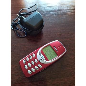 Nokia 3330 (3310) PL MENU Ładowarka tanio