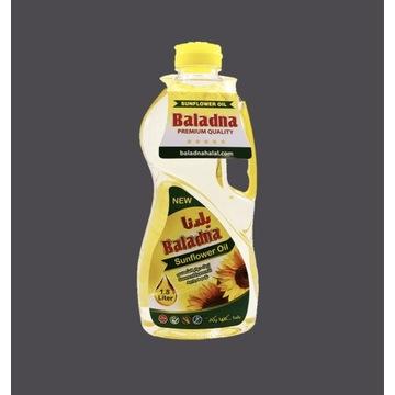 Olej  słonecznikowy 1800 Ml g