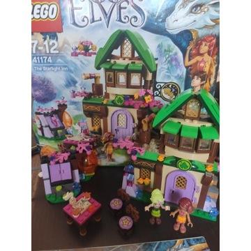 Zestaw Lego Elves 41174 Gospoda pod Gwiazdami