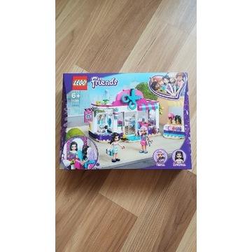 Klocki Lego Friends salon fryzjerski Heartla 41391