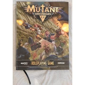 Mutant Chronicles 3e Core Rulebook