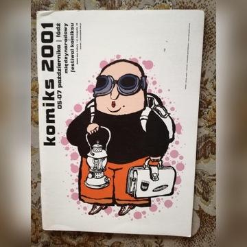 Katalog Komiks 2001 MFKIG