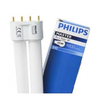 Świetlówka Philips 2G11 55W 840 4P 4800 lum 25szt.