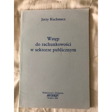 Wstęp do rachunkowości w sektorze publicznym Kuchm