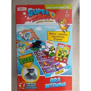 Nowa gra super zings+figurka enigmy dzień dziecka