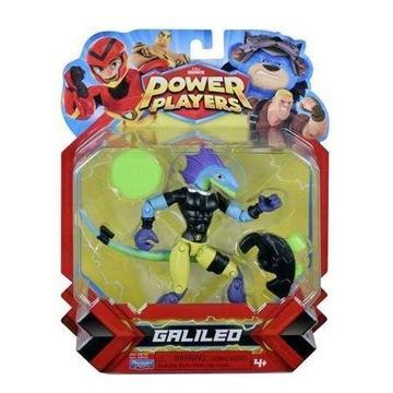 Power Players Galileo Figurka