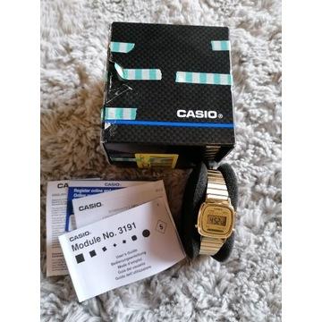 Zegarek Casio model 3191 komunia tanio
