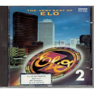 Electric Light Orchestra - The Very Best Of, vol.2
