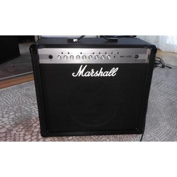 Kombo gitarowe Marshall mg 101 cfx Igła! Jak nowy