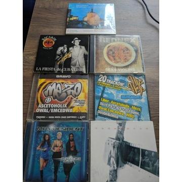 Zestaw 7 płyt CD