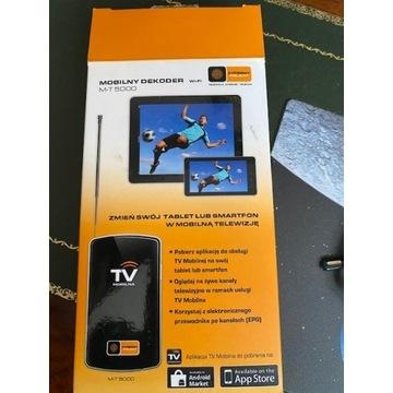 Mobilny dekoder M-T 5000 Wi-Fi