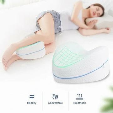 Poduszka z pianki lecznicza