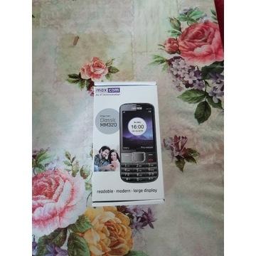 Telefon Maxcom Classic MM320