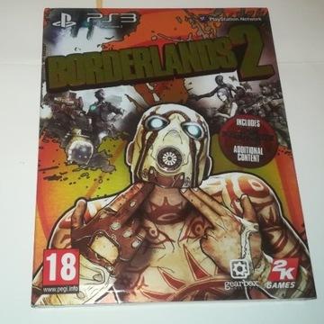 Gra Borderlands 2 PS3 Playstation 3