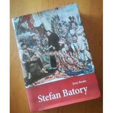Stefan Batory, Jerzy Besala