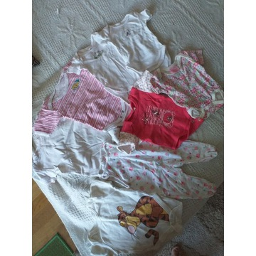 Ciuszki dla dziewczynki 56-68