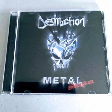 "DESTRUCTION - ""Metal Discharge"" CD"