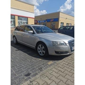 Audi A6 2005 2,4 D