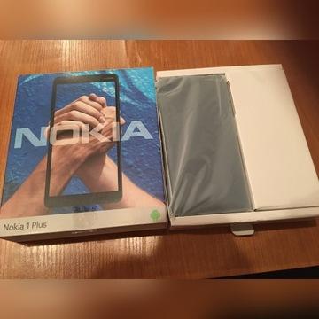Nokia 1 Plus niebieska