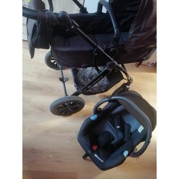 Wózek Kinderkraft Moov 3 w 1