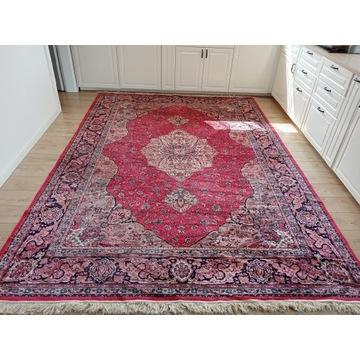 Jedwabny Irański duży dywan 230x330cm