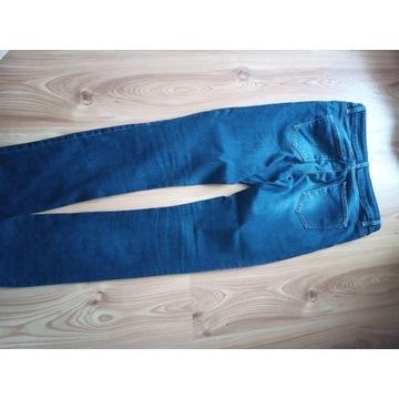 Sprzedam spodnie dżinsowe damskie Orsay rozmiar 38