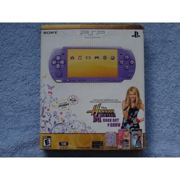 UNIKAT LIMTED EDITION HANNAH MONTANA PSP BOX GRY