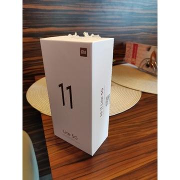 MI 11 Lite 5G - 8/128 Czarny