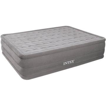 Materac łóżko Intex #66958 Queen Size pompka 230V