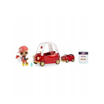 LOL Surprise Furniture Mebelki COZY COUPE M.C.SWAG