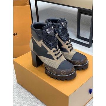 Sprzedam nowe botki LV Trail Ankle Boots r.39/40