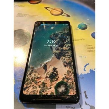 GOOGLE PIXEL 2 XL LTE G011C 4/64GB BLACK Uszkodzon