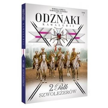 Książka tom 5 Wielka Księga Kawalerii Polskiej