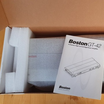 ######## Boston Acoustics GT-42 GT 42 USA ########