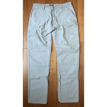 """Okazja - spodnie """"cargo"""" kultowej Fox Racing U.S.A"""