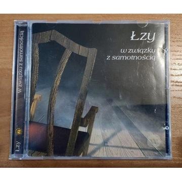 """Łzy """"W związku z samotnością"""", płyta CD"""