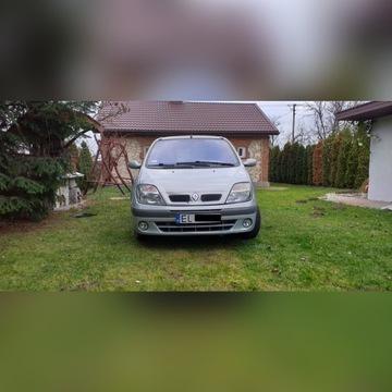 Renault Megane Scenic I 1.9 DCI -2002 r. 187000 km