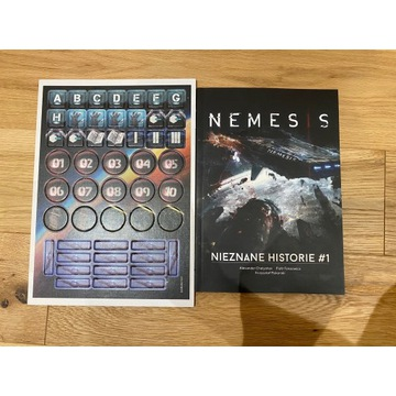 Nemesis Nieznane Historie #1