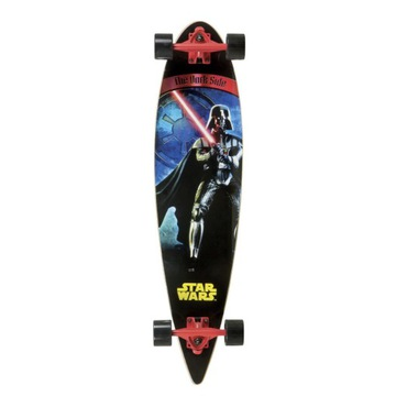 Longboard Star Wars The Dark Side Pintail