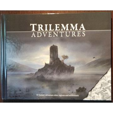 Trilemma Adventures Compendium Volume I nowa