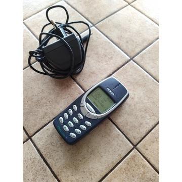 Nokia 3310 PL Bez Simlocka Ładowarka