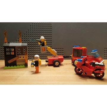 LEGO JUNIORS 10740 PATROL STRAŻACKI
