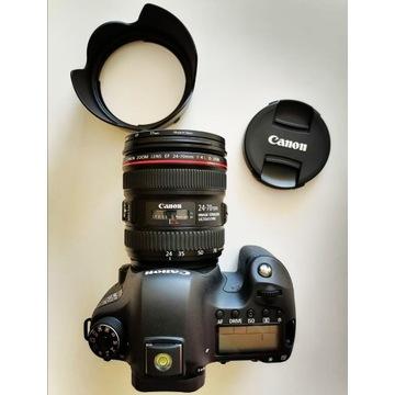 Canon 6D body - NOWY !!!