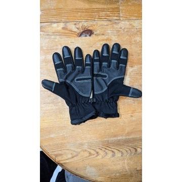 Nowe rękawiczki rowerowe